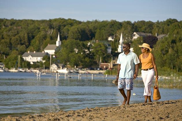 Ephraim Beach Walk