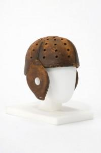 Knute Rockne's Massillon Tigers Helmet