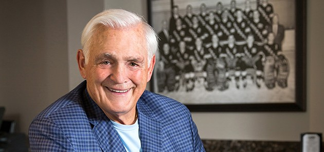 After a barn-burning career in pro hockey, Lou Nanne found a successful second act in the world of finance. Now the 75-year-old is making a new play as restaurateur.