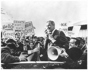 Senator Eugene McCarthy