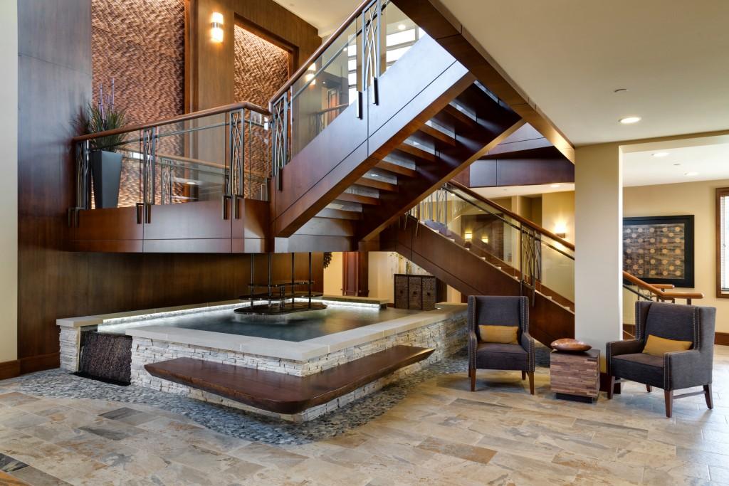 Trillium Woods - Interior Lobby