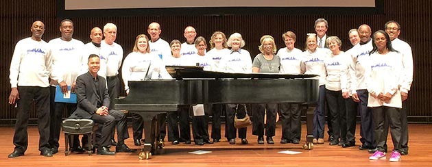 The StreetSong MN choir focuses on creating community and the effort to end homelessness.