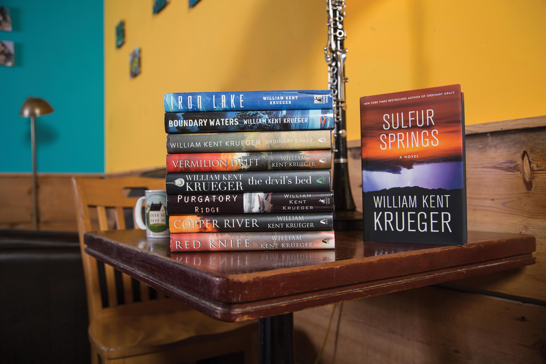 The books of William Kent Krueger
