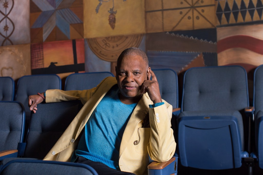 Dennis Spears at the Penumbra Theatre in St. Paul