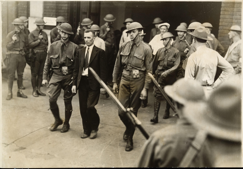 Labor advocate Vincent R. Dunne