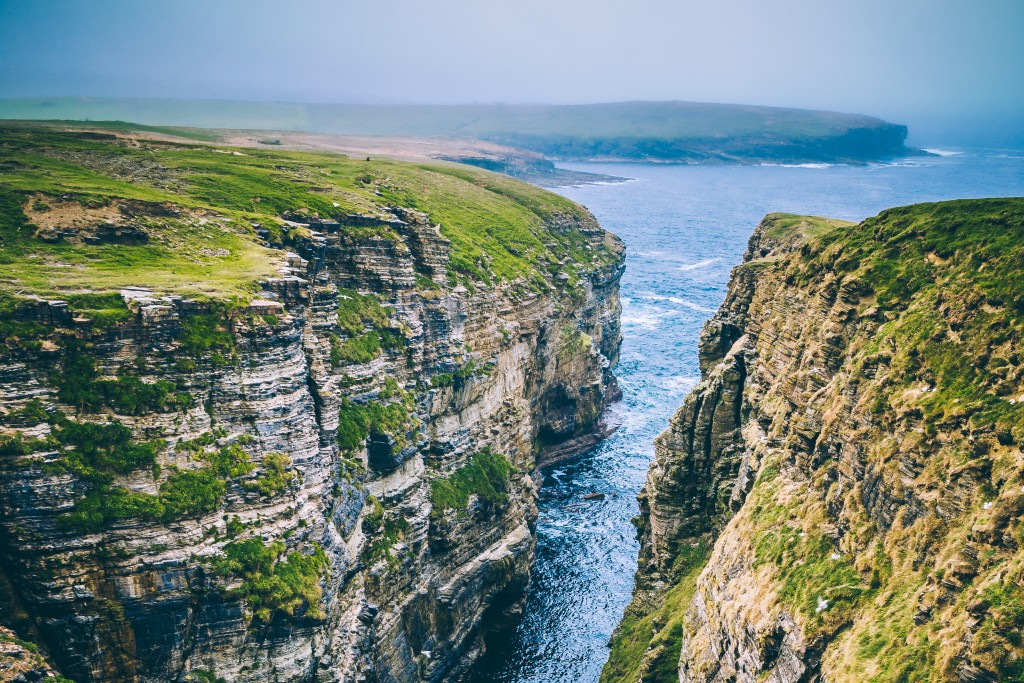 The Orkney Islands, Scotland