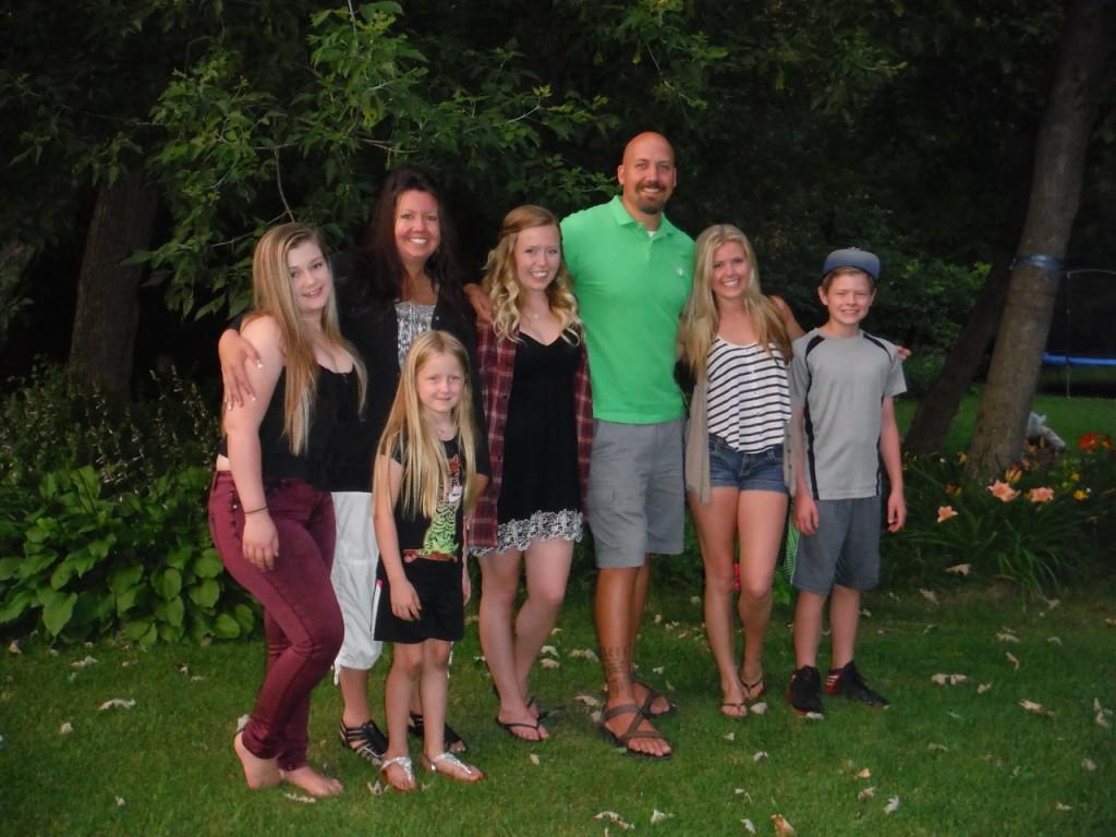 Dave Dahl's children