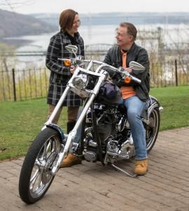 Sarah Jackson and Dave Dahl
